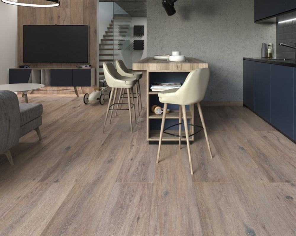 benefits of large tiles