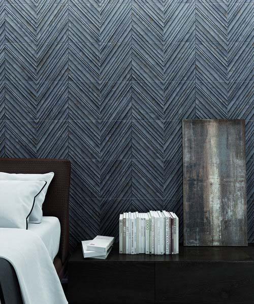 unique ceramic tiles in bedrooms