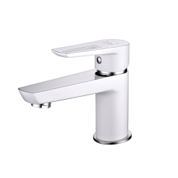 FAUCET MILLE WHITE