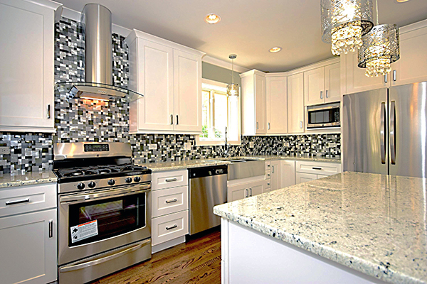 Przebudowa kuchni Majestic Tiles Chicago