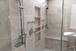 Przebudowa łazienki Majestic Tiles Chicago
