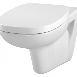 WALL-HUNG TOILET BOWL FACILE