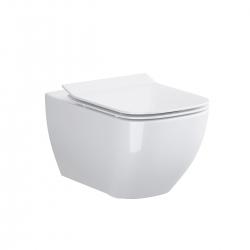 WALL-HUNG TOILET BOWL METROPOLITAN