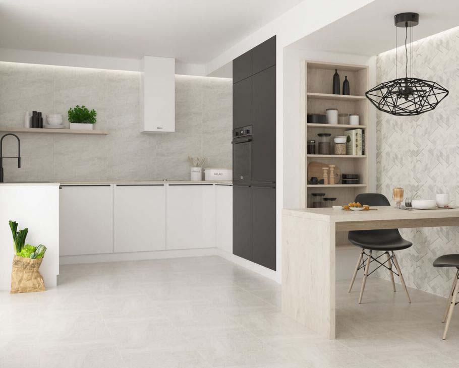 ceramic tiles in kitchen