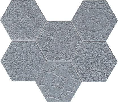 Lace Graphite 11x9