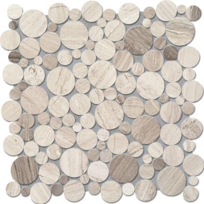 Mozaic Drops Stone 12x12